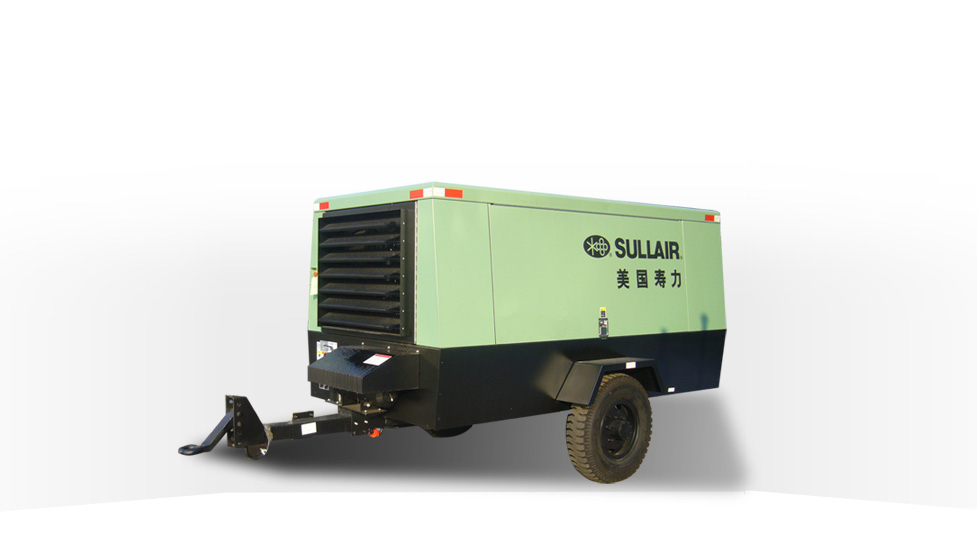 SULLAIR air compressor RH600