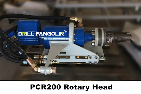 PCR200-DTH Rotary Head Assembly